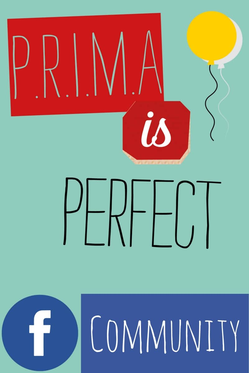 PRIMA is Perfect Community